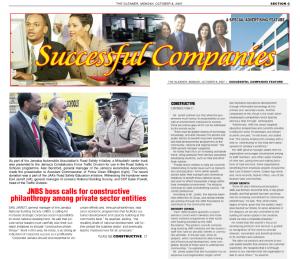 JNBS boss calls for constructive philanthropy