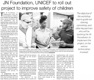 JN Foundation, UNICEF to roll out project to improve