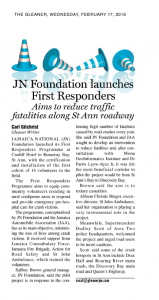 JN Foundation launches First Responders