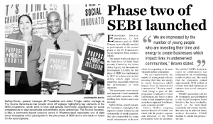 Phase two of SEBI launched